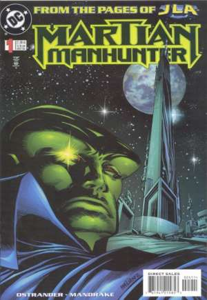 Martian Manhunter (1998-2001)#1