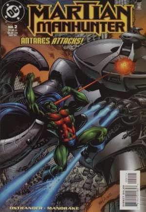 Martian Manhunter (1998-2001)#2