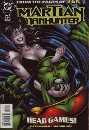 Martian Manhunter (1998-2001)#3