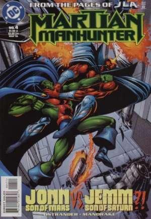Martian Manhunter (1998-2001)#4
