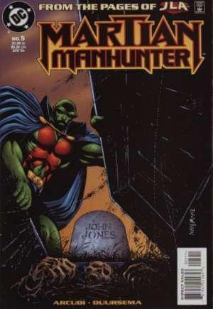 Martian Manhunter (1998-2001)#5