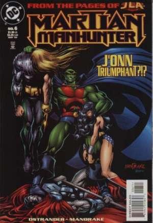 Martian Manhunter (1998-2001)#6
