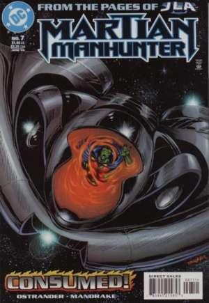 Martian Manhunter (1998-2001)#7