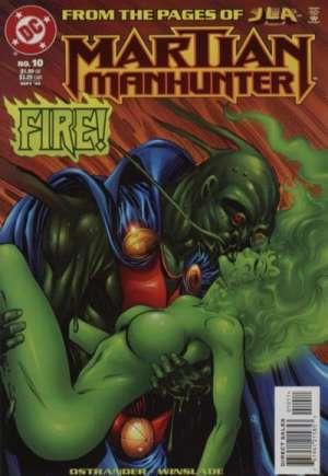 Martian Manhunter (1998-2001)#10