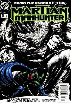Martian Manhunter (1998-2001)#16