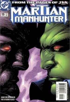 Martian Manhunter (1998-2001)#19
