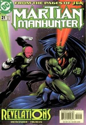 Martian Manhunter (1998-2001)#21