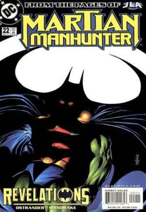 Martian Manhunter (1998-2001)#22