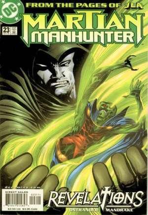 Martian Manhunter (1998-2001)#23