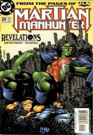 Martian Manhunter (1998-2001)#24
