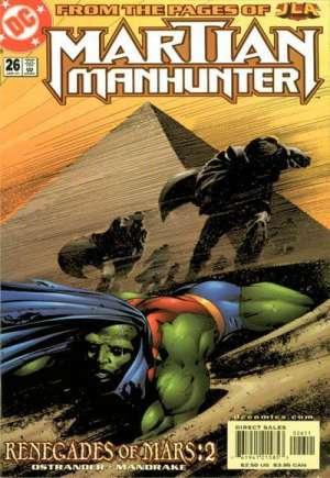 Martian Manhunter (1998-2001)#26