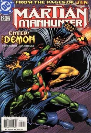 Martian Manhunter (1998-2001)#28