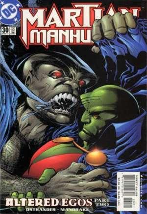 Martian Manhunter (1998-2001)#30