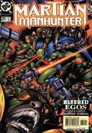 Martian Manhunter (1998-2001)#31
