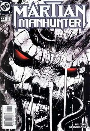 Martian Manhunter (1998-2001)#32
