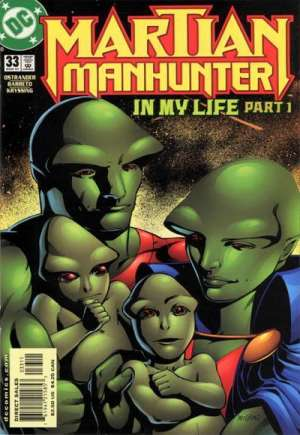 Martian Manhunter (1998-2001)#33