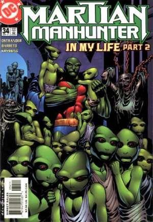 Martian Manhunter (1998-2001)#34