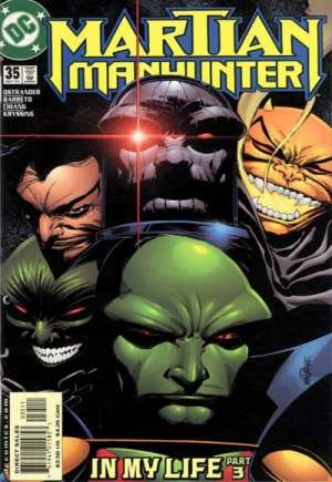 Martian Manhunter (1998-2001) #35