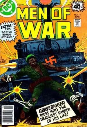 Men of War (1977-1980)#15