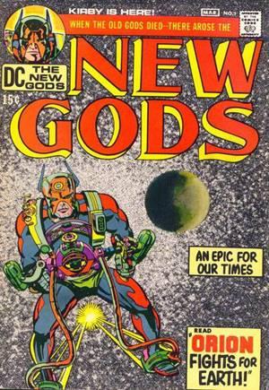 New Gods (1971-1978)#1