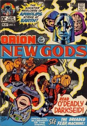 New Gods (1971-1978)#2