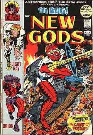 New Gods (1971-1978)#9