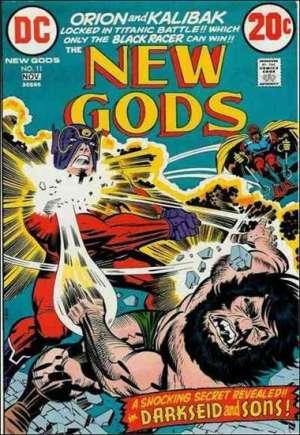 New Gods (1971-1978)#11