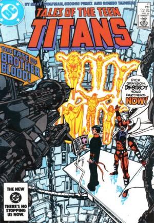 Tales of the Teen Titans (1984-1988)#41B