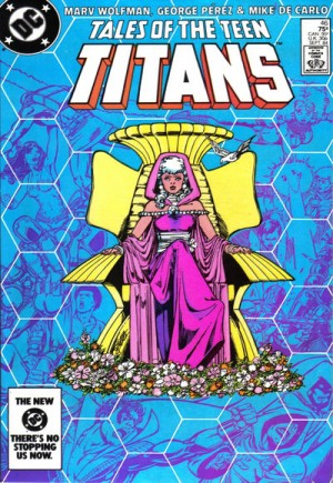 Tales of the Teen Titans (1984-1988)#46B