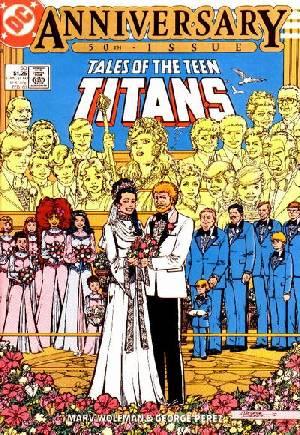 Tales of the Teen Titans (1984-1988)#50B