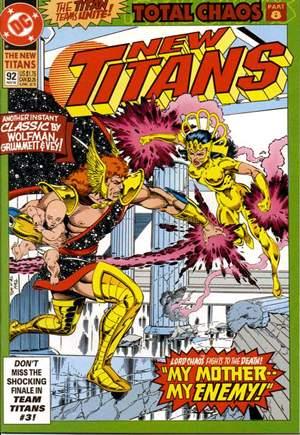 New Titans (1988-1996)#92