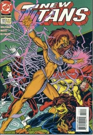 New Titans (1988-1996)#112