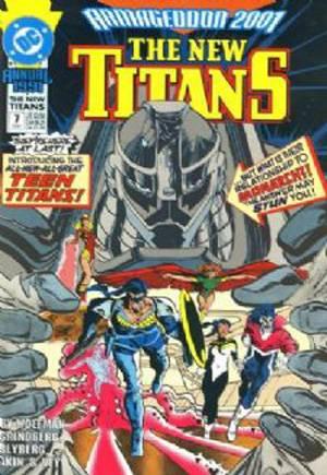 New Titans (1988-1996)#Annual 7