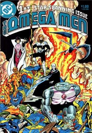 Omega Men (1983-1986)#1