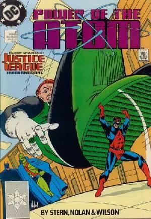 Power of the Atom (1988-1989)#9