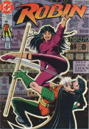 Robin (1991)#4B