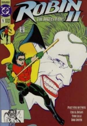Robin II: The Joker's Wild#1B