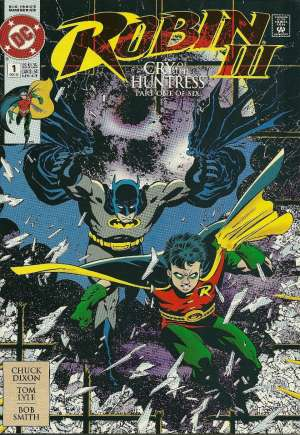 Robin III: Cry of the Huntress#1A