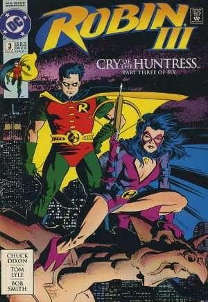 Robin III: Cry of the Huntress#3A
