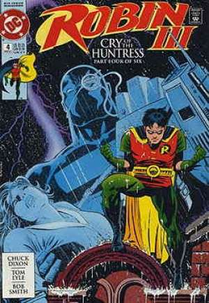 Robin III: Cry of the Huntress #4A
