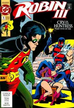 Robin III: Cry of the Huntress #5A