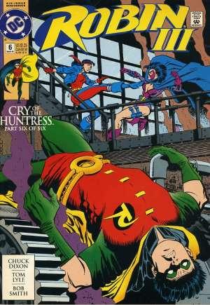 Robin III: Cry of the Huntress#6A