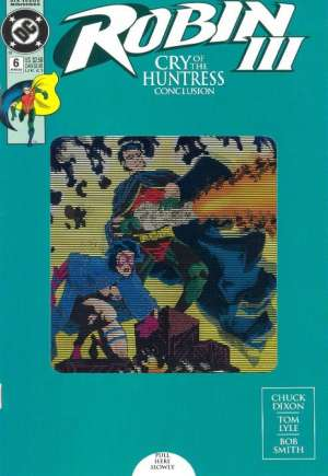 Robin III: Cry of the Huntress #6B
