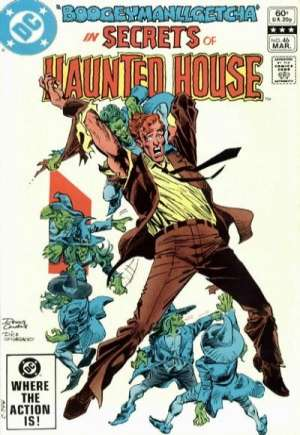 Secrets of Haunted House (1975-1982)#46