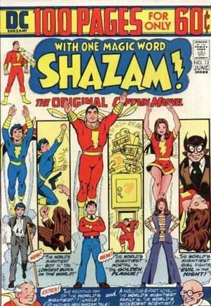 Shazam (1973-1978)#12