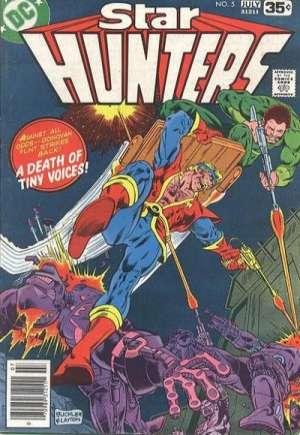 Star Hunters (1977-1978)#5