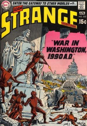 Strange Adventures (1950-1973)#223