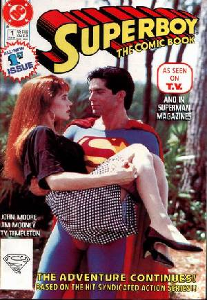 Superboy (1990-1991)#1B