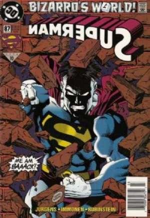 Superman (1987-2006)#87A