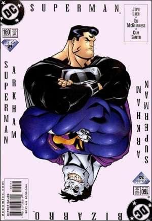 Superman (1987-2006)#160